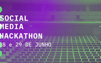 """Evento """"Social Media Hackathon"""" principais aprendizagens e dicas"""